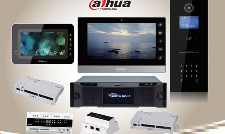 Video Intercom Dahua